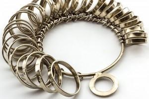 mjerač prstena