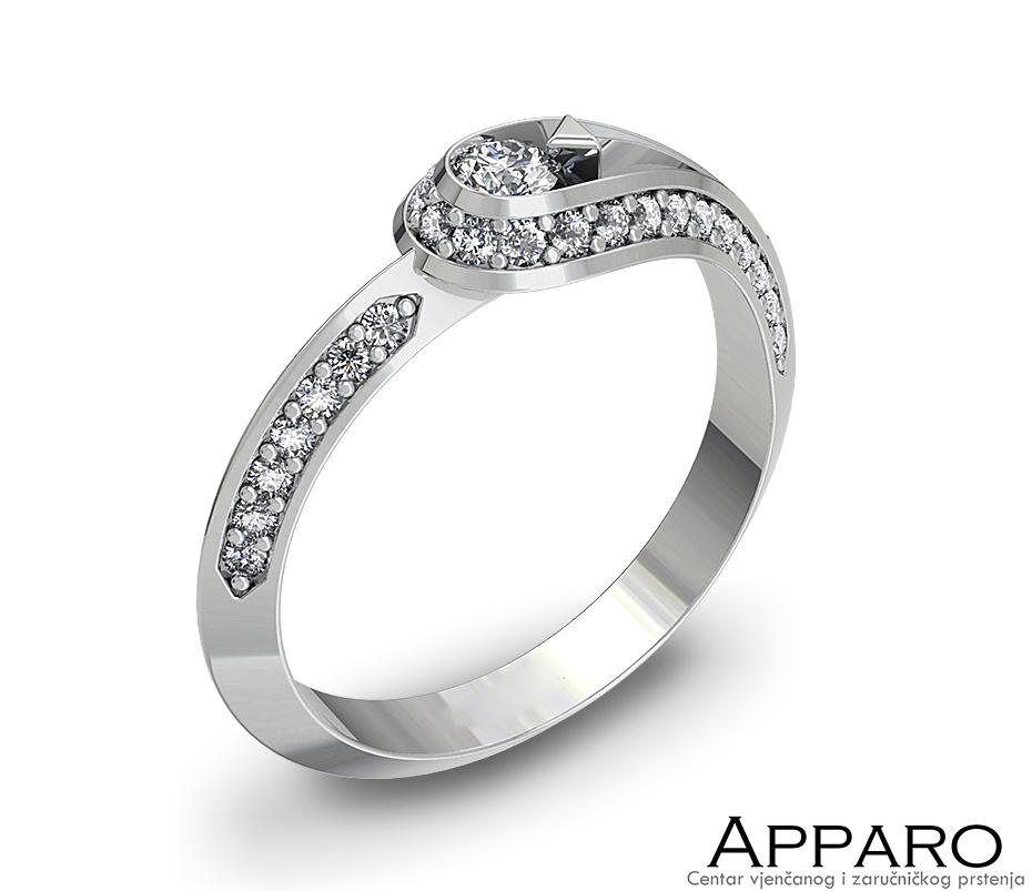 Zaručnički prsten 1070