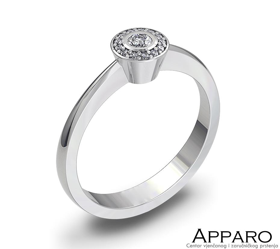 Zaručnički prsten 1280