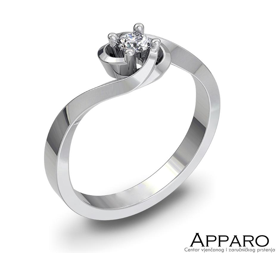 Zaručnički prsten 1560