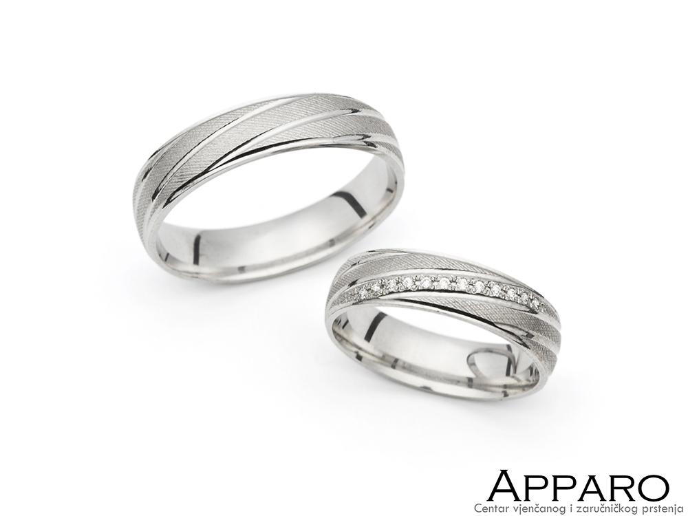 Vjenčani prsten V1184
