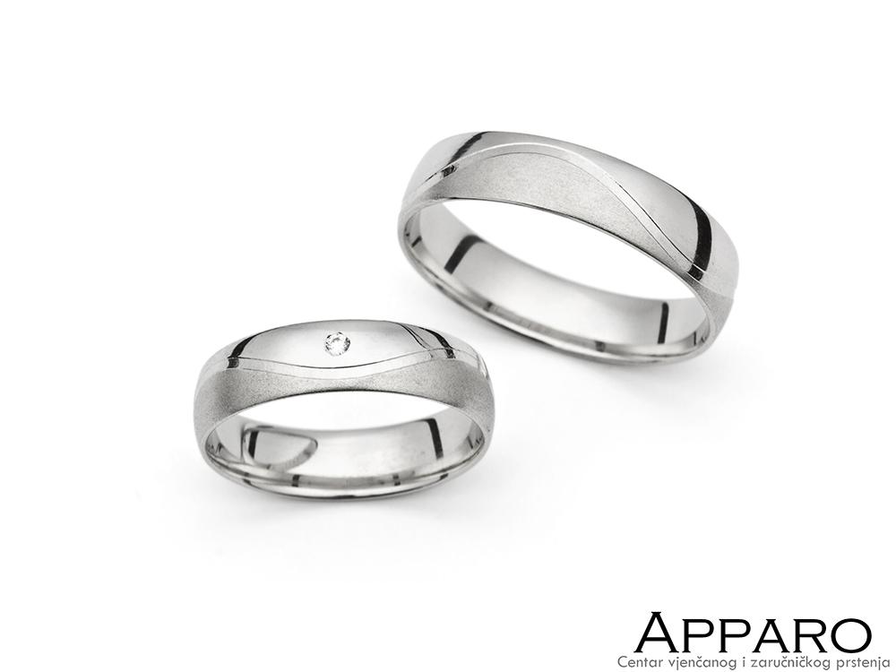 Vjenčani prsten V1189