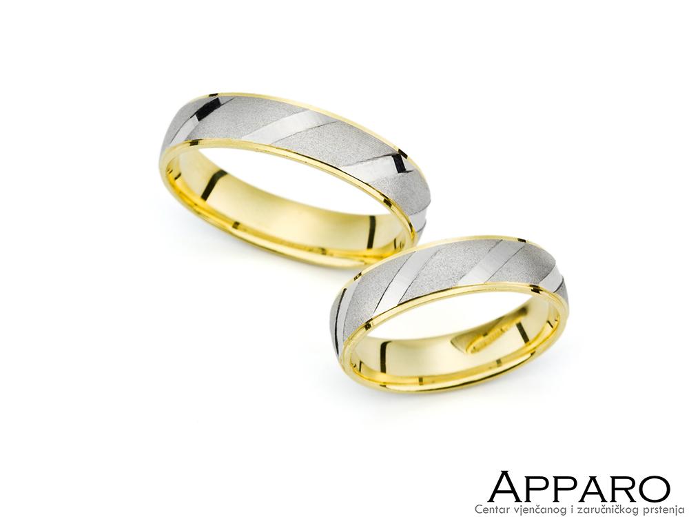 Vjenčani prsten V1194