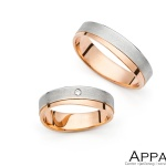 Vjenčani prsten V1197