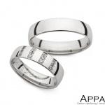 Vjenčani prsten V1204
