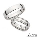 Vjenčani prsten V1207