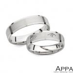 Vjenčani prsten V1208