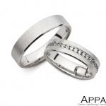 Vjenčani prsten V1209