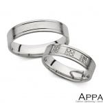 Vjenčani prsten V1211