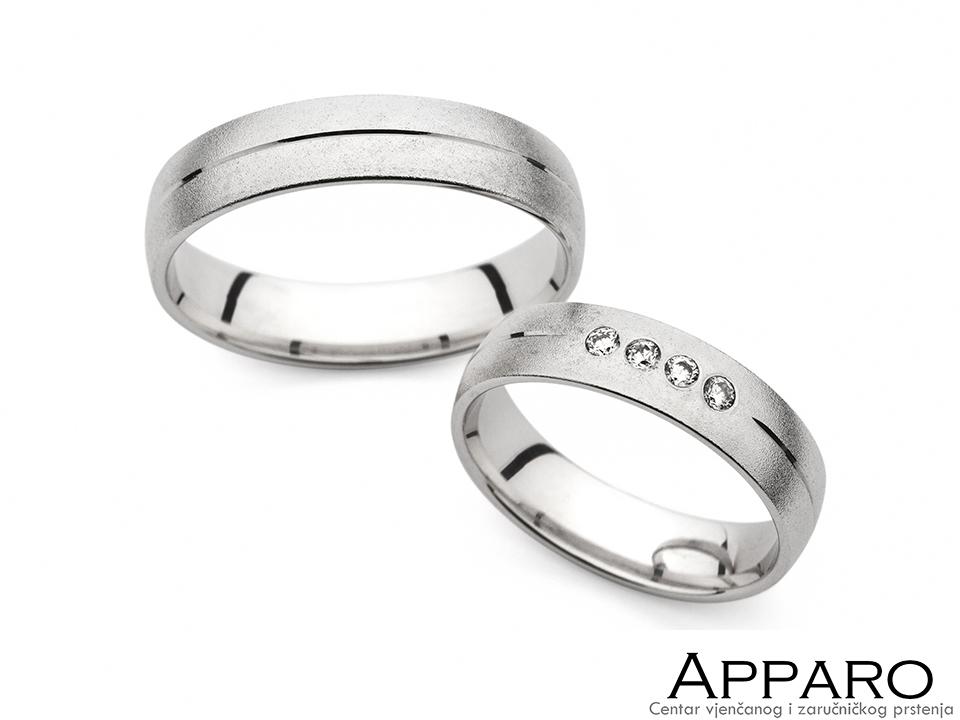 Vjenčani prsten V1212