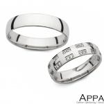 Vjenčani prsten V1213