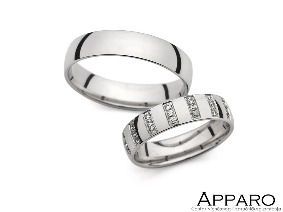 Vjenčani prsten V1215
