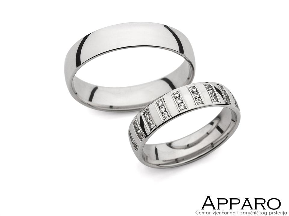 Vjenčani prsten V1217