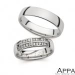 Vjenčani prsten V1230