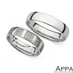 Vjenčani prsten V1231