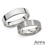 Vjenčani prsten V1235
