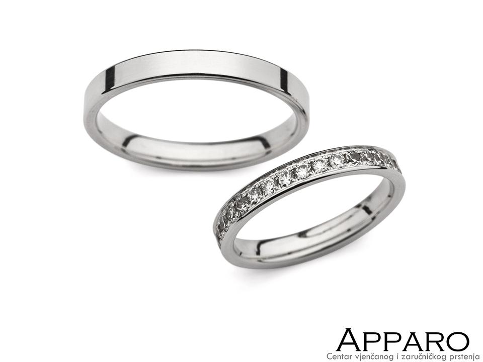 Vjenčani prsten V322