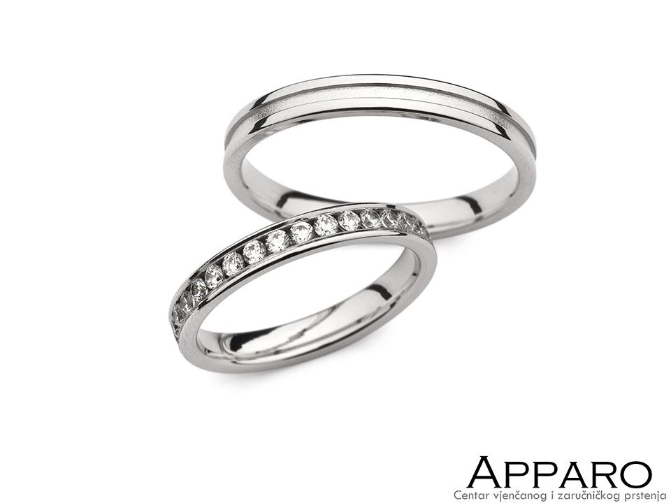 Vjenčani prsten V323