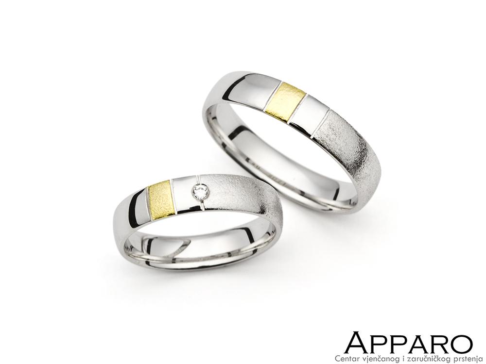 Vjenčani prsten V4021