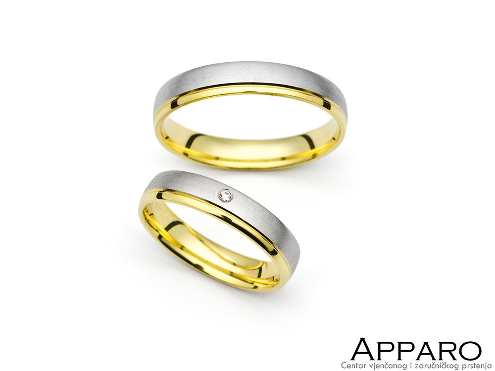 Vjenčani prsten V4024