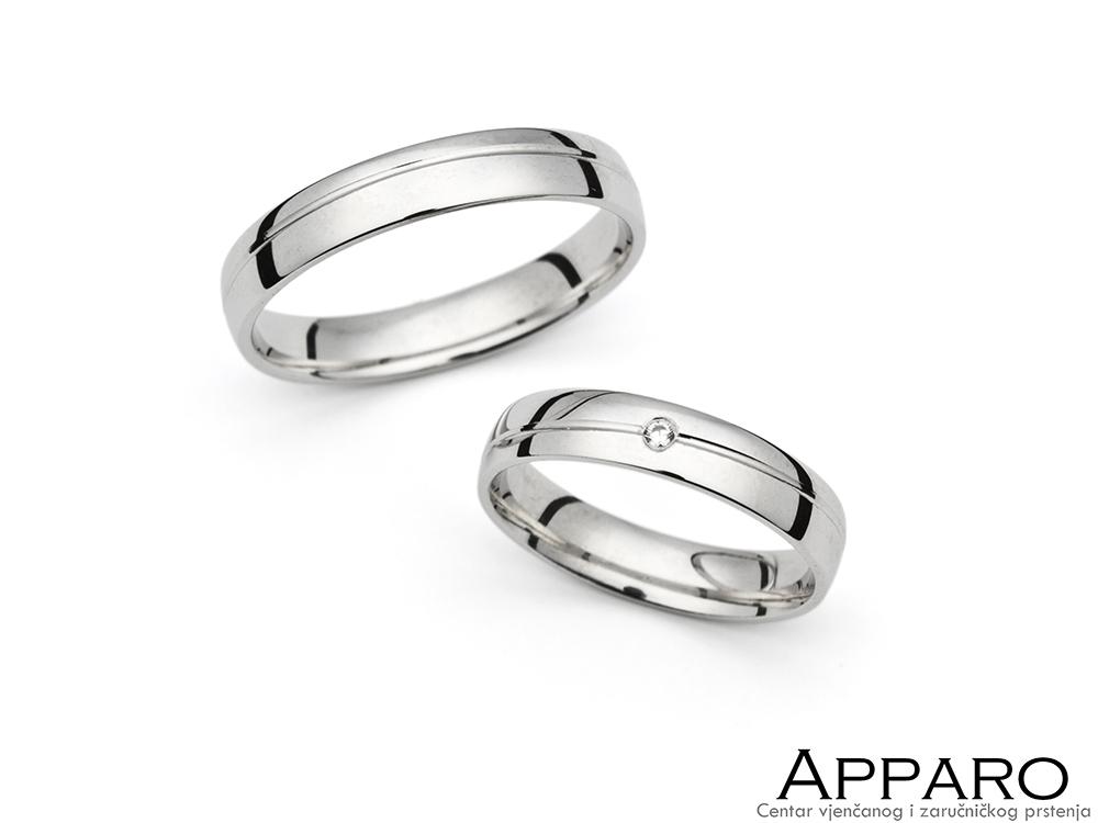 Vjenčani prsten V4031