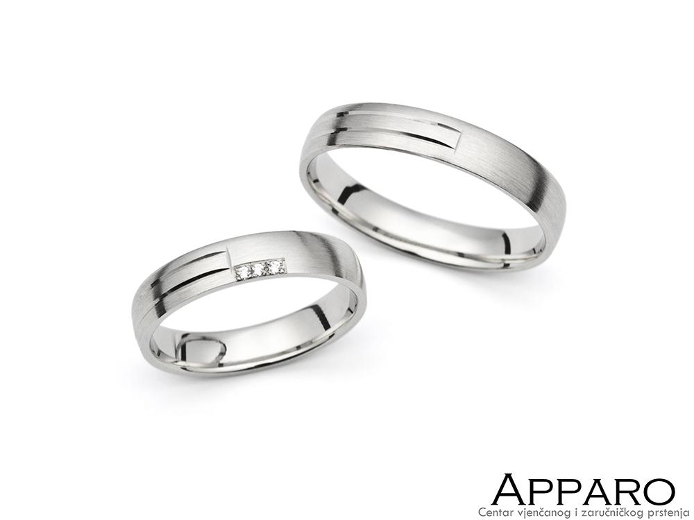 Vjenčani prsten V4033