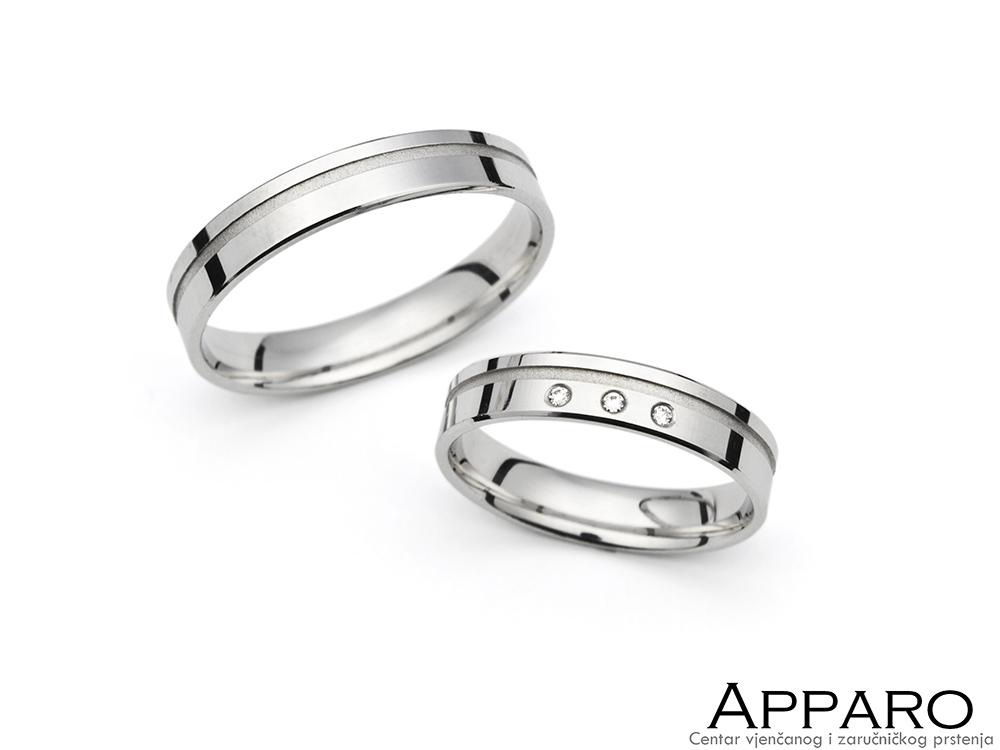 Vjenčani prsten V4034
