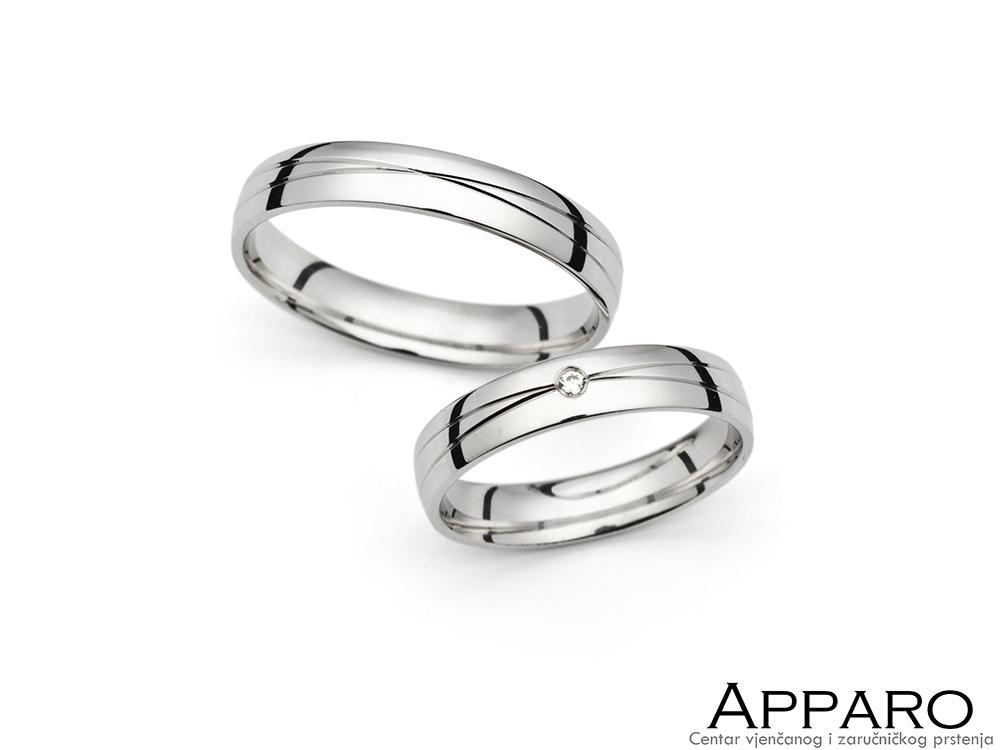 Vjenčani prsten V4035