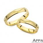 Vjenčani prsten V4039