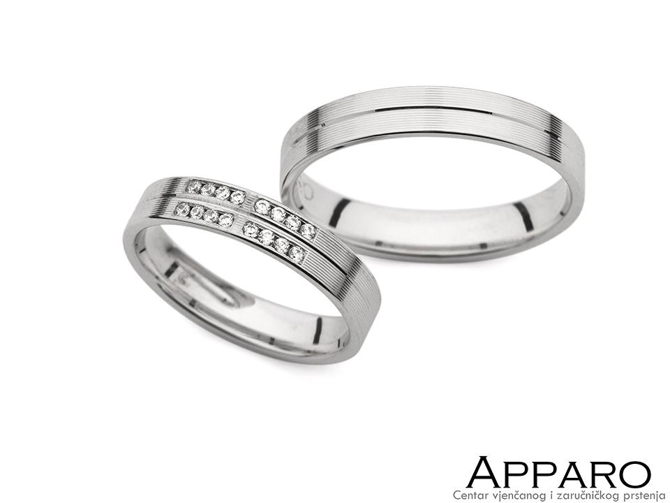 Vjenčani prsten V4040
