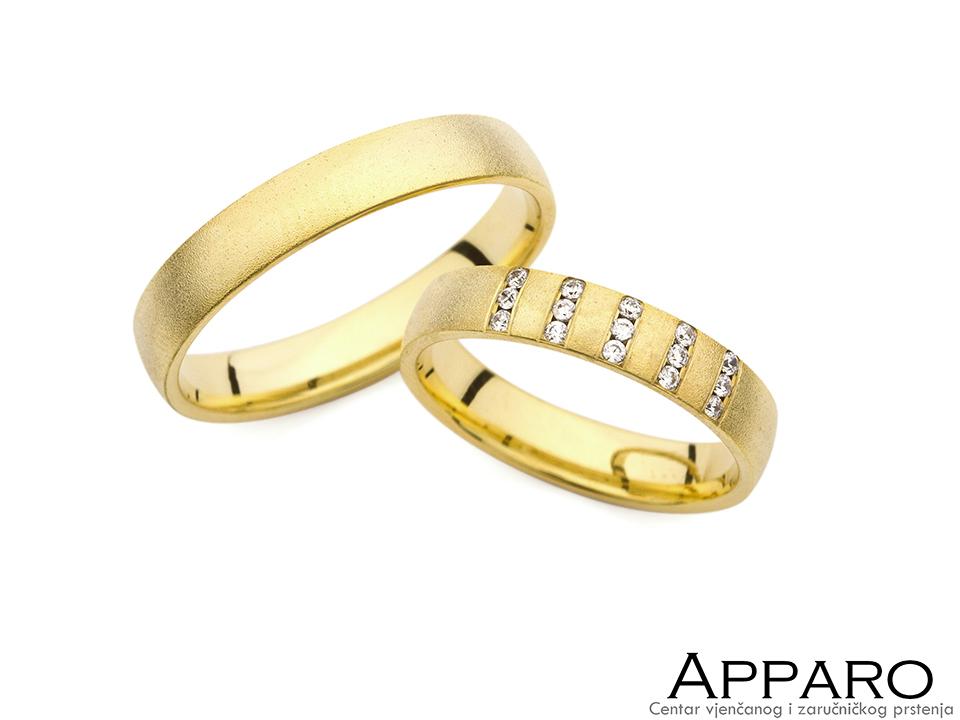 Vjenčani prsten V4041