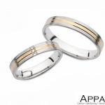 Vjenčani prsten V4042