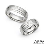 Vjenčani prsten V6370