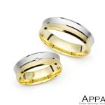Vjenčani prsten V6372