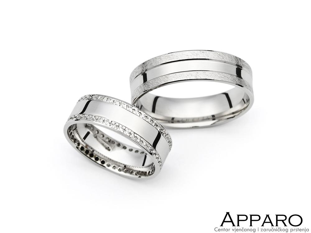 Vjenčani prsten V6374
