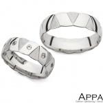Vjenčani prsten V6383