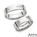 Vjenčani prsten V6384