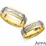 Vjenčani prsten V6385