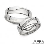 Vjenčani prsten V6386