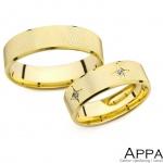Vjenčani prsten V6387