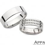 Vjenčani prsten V6389