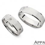 Vjenčani prsten V6390