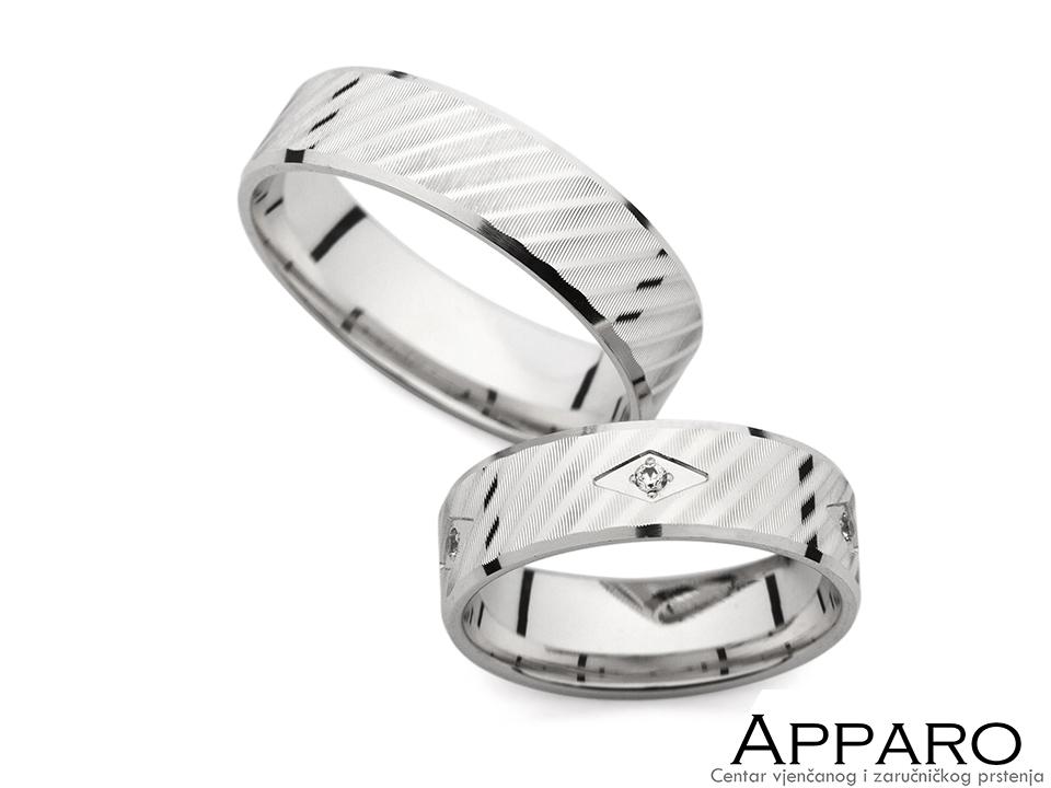 Vjenčani prsten V6391