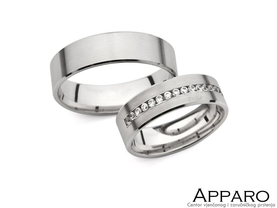 Vjenčani prsten V6392