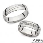 Vjenčani prsten V6393