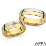 Vjenčani prsten V6394