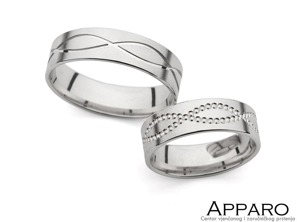 Vjenčani prsten V6395