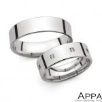 Vjenčani prsten V6396