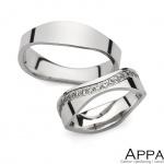 Vjenčani prsten V6397