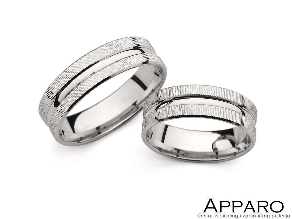 Vjenčani prsten V6399